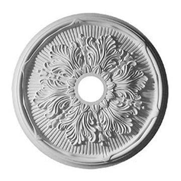 Restorers Architectural Luton Open Urethane Ceiling Medallion