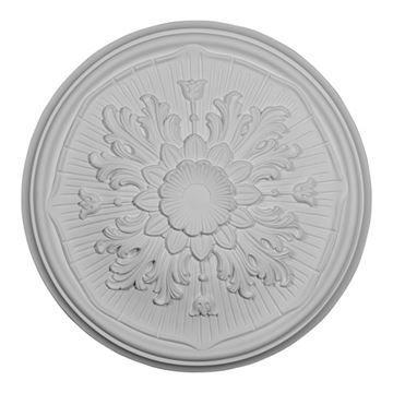 Restorers Architectural Luton Urethane Ceiling Medallion
