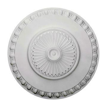 Restorers Architectural Lyon Urethane Ceiling Medallion