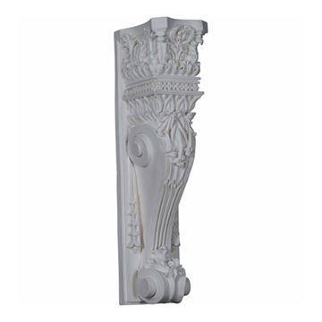 Restorers Architectural Marseille Urethane Fireplace Surround Column