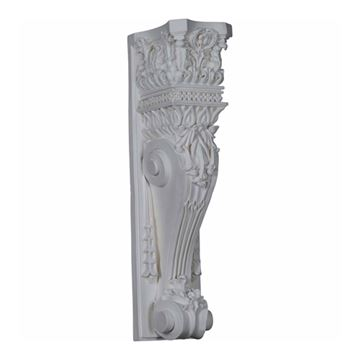 Restorers Architectural Marseille Urethane Fireplace Surround Column