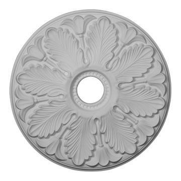 Restorers Architectural Milan Urethane Ceiling Medallion