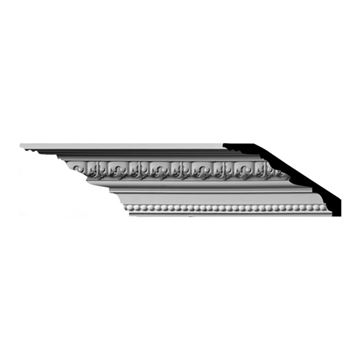 Restorers Architectural Nadia Ornate Urethane Crown Molding