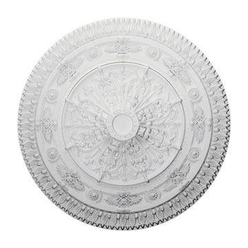 Restorers Architectural Naple Urethane Ceiling Medallion