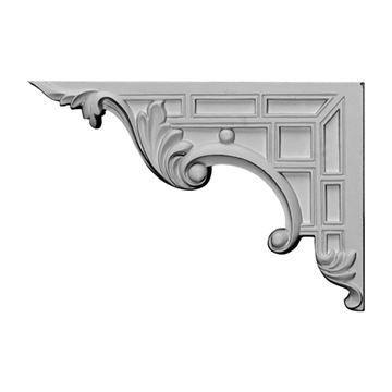 Restorers Architectural Nestor Urethane Stair Bracket