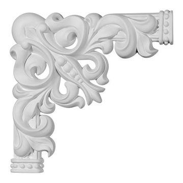 Restorers Architectural Nexus Ornate Urethane Panel Molding