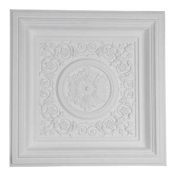 Restorers Architectural Nicole Urethane Ceiling Tile