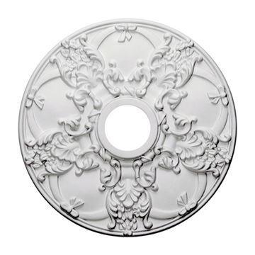 Restorers Architectural Norwich Urethane Ceiling Medallion