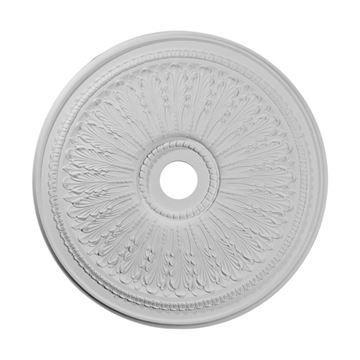 Restorers Architectural Oakleaf Urethane Ceiling Medallion