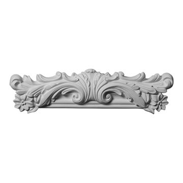 Restorers Architectural Oxford Center Urethane Panel Molding