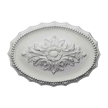 Restorers Architectural Oxford Urethane Ceiling Medallion