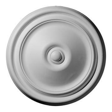 Restorers Architectural Reece 12 Inch Urethane Ceiling Medallion