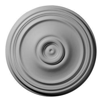 Restorers Architectural Reece 21 Inch Urethane Ceiling Medallion