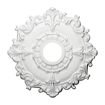 Restorers Architectural Riley Urethane Ceiling Medallion