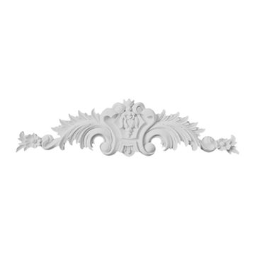 Restorers Architectural Scroll Urethane Onlay Applique