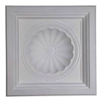 Restorers Architectural Shell Urethane Ceiling Tile