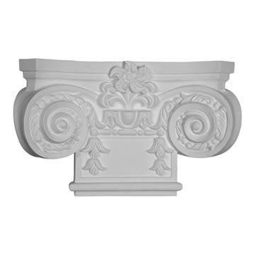 Restorers Architectural Small Empire Urethane Capital