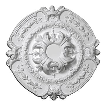 Restorers Architectural Southampton Urethane Ceiling Medallion