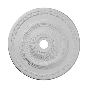 Restorers Architectural Sunflower Urethane Ceiling Medallion