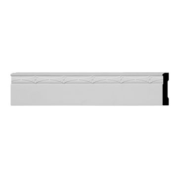 Restorers Architectural Sussex Urethane Baseboard Molding