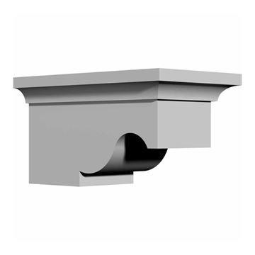 Restorers Architectural Sussex Urethane Bracket