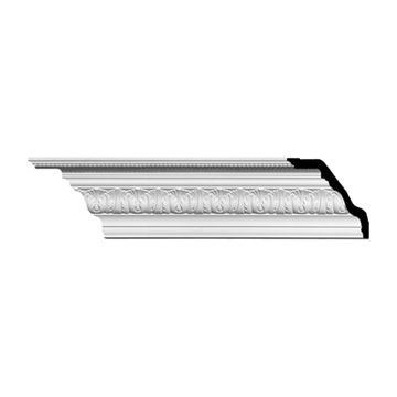 Restorers Architectural Tirana Large Urethane Crown Molding