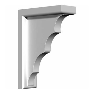 Restorers Architectural Traditional 10 Inch Urethane Bracket