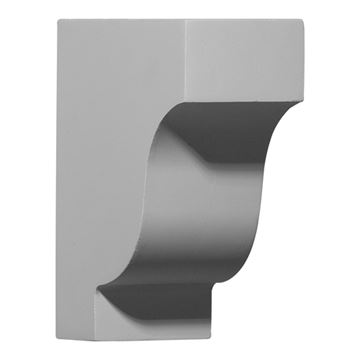 Restorers Architectural Traditional 7 Inch Urethane Corbel