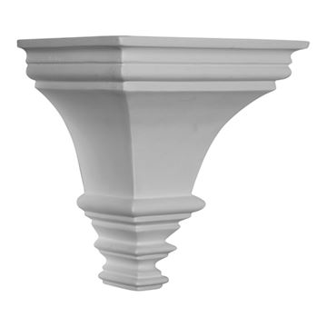 Restorers Architectural Traditional Sconce Urethane Corbel