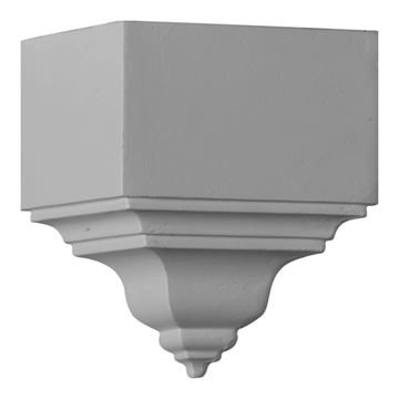 Restorers Architectural Universal Finial Outside Molding Corner