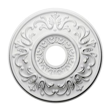 Restorers Architectural Valletta Urethane Ceiling Medallion
