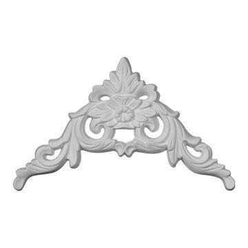 Restorers Architectural Versailles Pointed Urethane Onlay Applique