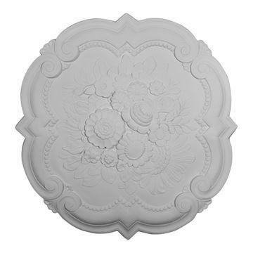 Restorers Architectural Victorian Urethane Ceiling Medallion