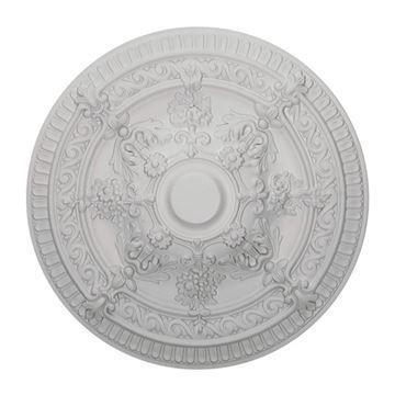 Restorers Architectural Vincent Urethane Ceiling Medallion