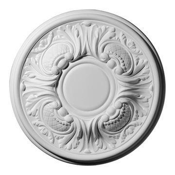 Restorers Architectural Wakefield Urethane Ceiling Medallion