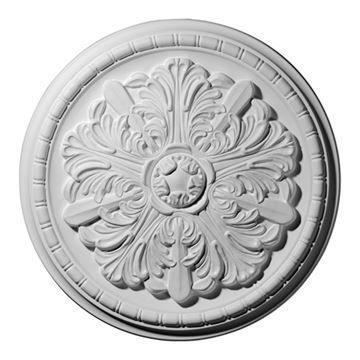 Restorers Architectural Washington Urethane Ceiling Medallion