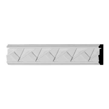 Restorers Architectural Woodruff Urethane Panel Molding