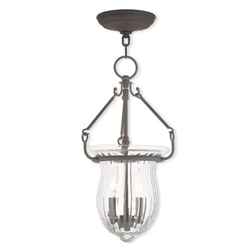 Livex Lighting Andover 10 Inch Pendant Light
