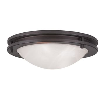 Livex Lighting Ariel 11 Inch Flush Mount Light
