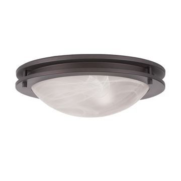 Livex Lighting Ariel 13 Inch Flush Mount Light