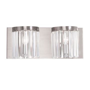 Livex Lighting Ashton 2 Light Vanity Light