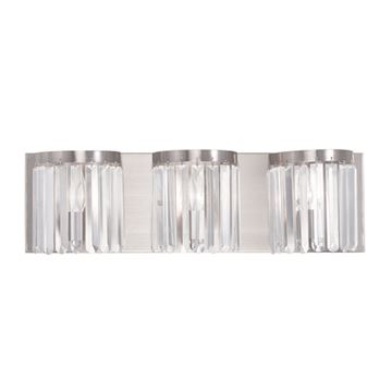 Livex Lighting Ashton 3 Light Vanity Light