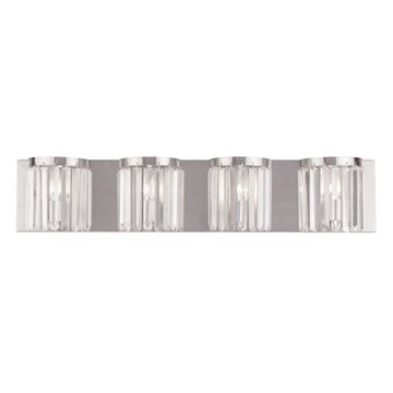 Livex Lighting Ashton 4 Light Vanity Light