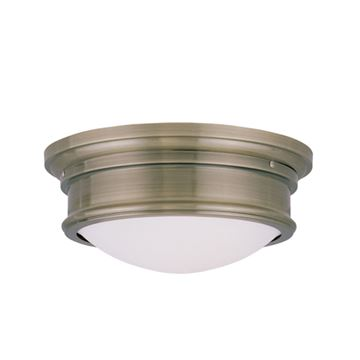 Livex Lighting Astor 13 Inch Flush Ceiling Light