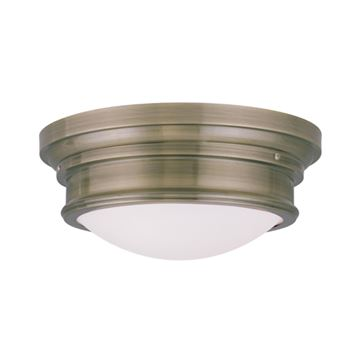 Livex Lighting Astor 15 1/2 Inch Flush Ceiling Light