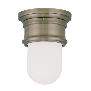 Livex Lighting Astor 6 Inch Flush Ceiling Light