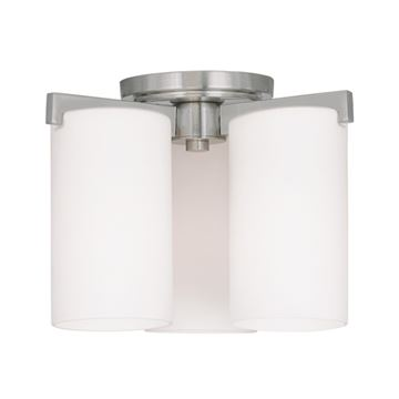 Livex Lighting Astoria Flush Ceiling Mount