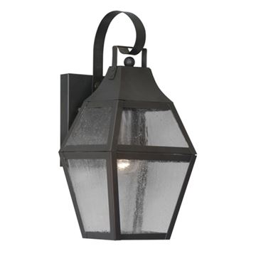 Livex Lighting Augusta Outdoor 1 Light Wall Lantern