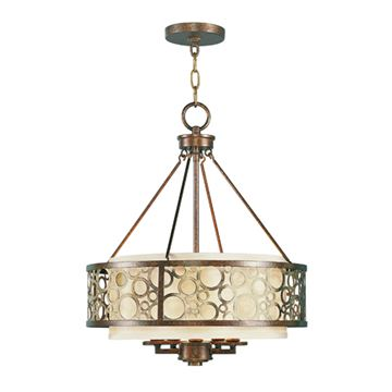 Livex Lighting Avalon 5 Light Chandelier