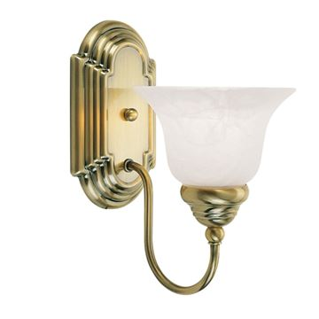 Livex Lighting Belmont 1 Light Vanity Light